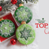 Top 10 Cookies Banner, January 2, 2021: Cookies and Photo by By Bożena Aleksandrow; Graphic Design by Julia M. Usher