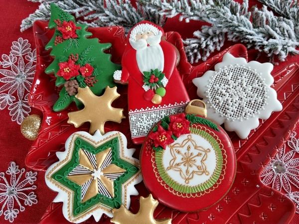 #7 - Christmas Set by Bożena Aleksandrow
