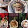 #9 - Holiday Ornaments: By Petra Florean