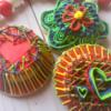 #8 - Colorful Stringwork: By Megan Britt