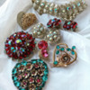 Part of Julia's (Too) Vast Costume Jewelry Collection: Photo by Julia M Usher