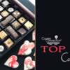 Top 10 Cookies Banner - January 16, 2021: Cookies and Photo by by KUMIKO KISHI; Graphic Design by Julia M Usher