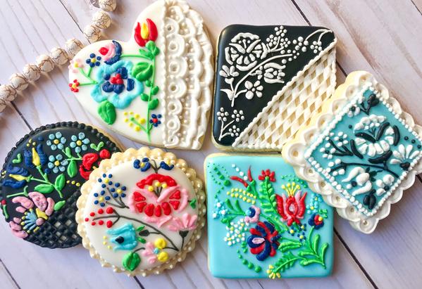 #8 - Embroidery Fun by Megan Britt