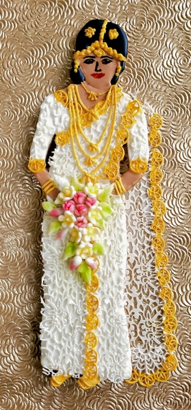 #10 - Sri Lankan Bride by Zeena