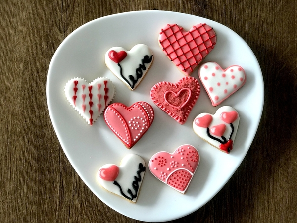 #4 - Hearts by Bake Queens