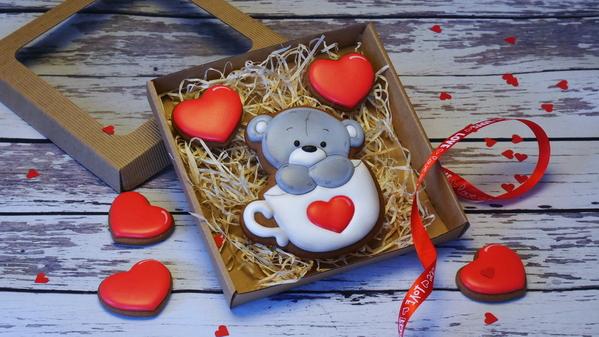 #6 - My Sweet Valentine by Koronkowe Pierniczki