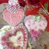 #7 - Hearts and Roses: By Tina at Sugar Wishes