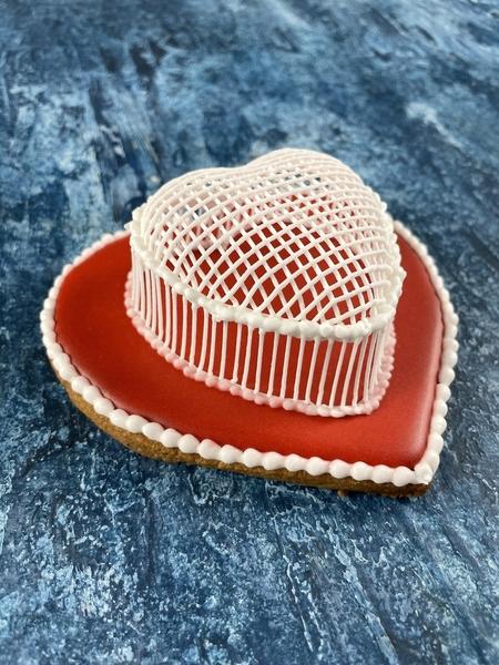 #10 - Valentine Cookie by Lisa R