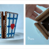 3-D Cookie Vase with Open Seams: Design, 3-D Cookie, and Photos by Manu
