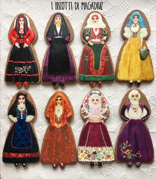 Sardinian traditional dress