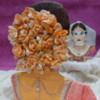 "Indian Bride for ""Indian Culture Competition"": Cookies and Photo by Galletas Artesanas Pilar"