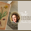 Cookier Close-up Banner - Annelise Binois: Cookie and Photos by Annelise Binois of Le Bois Meslé; Graphic Design by Julia M Usher