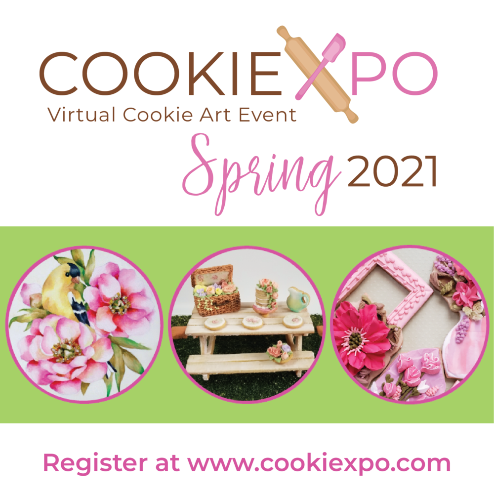 Cookiexpo Spring Cookie Event - May 15 & 16