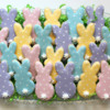 #2 - Polka Dot Bunnies: By Cookies on Cambridge