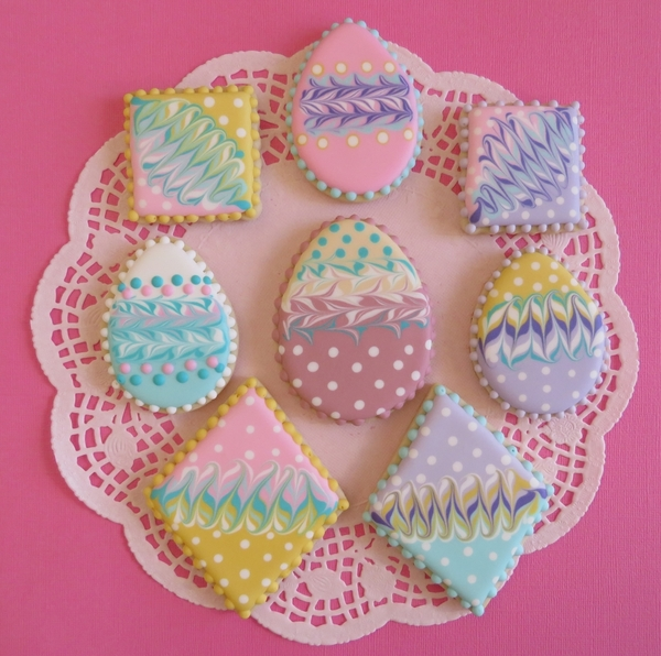 #5 - Easter Cookies by Anita K.C.