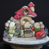 Gold Medal Entry at Cake International Birmingham 2019: Cookies and Photo by Vanilla & Me