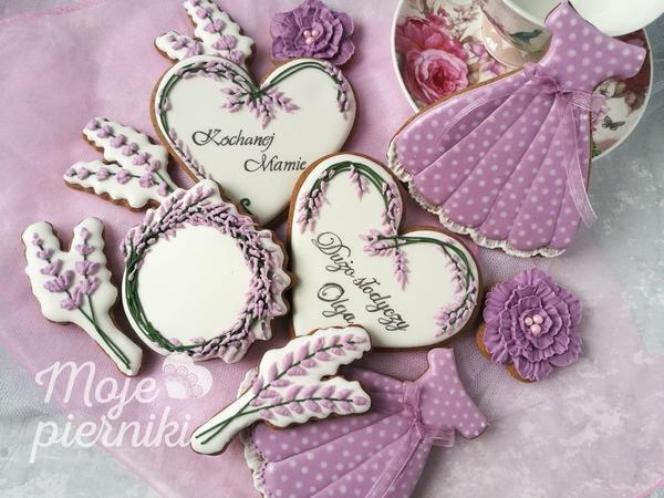 #6 - Lavender Set by Ewa Kiszowara MOJE PIERNIKI