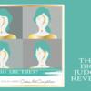 The Big Judge Reveal! Woo Hoo!: Graphic Design by Elizabeth Cox and Julia M. Usher