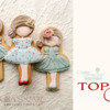Top 10 Cookies Banner, May 8, 2021: Cookies and Photo by Gina's Cake; Graphic Design by Julia M Usher