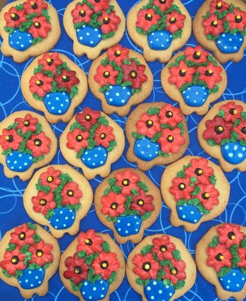 #7 - Memorial Day Cookies by LisaF