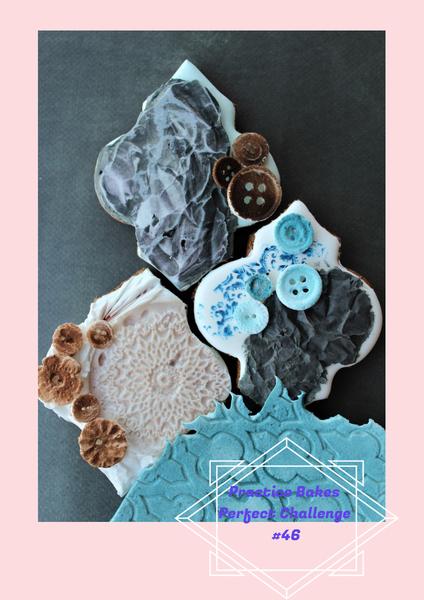 #2 - Texture & Buttons by Petra Florean