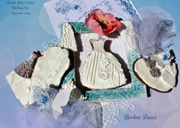 #5 - Broken Pieces by Petra Florean