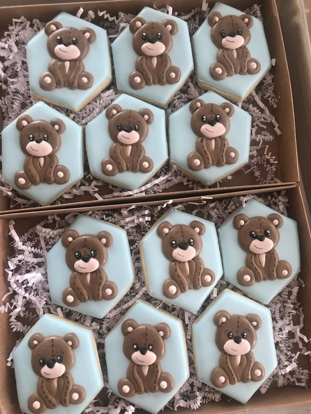 #8 - Teddy Bears by The Cookie Fantasy