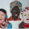 Women from Around the World: Cookies and Photo by Elke Hoelzle