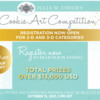 Competition Call for Entries Banner: Graphic Design by Elizabeth Cox