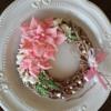 #10 - Пуансеттия розовая (aka Pink Poinsettia): By Olesia Gul