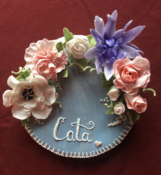 Cata's Birthday - Challenge Entry
