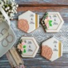 A Small Gift for Guests: Cookies and Photo by Edyta Kołodziej