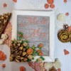 Wedding Favor: Cookie and Photo by Kyra Manthe