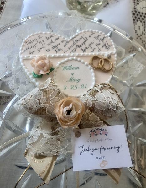A Wedding Favor