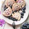 #5 - Dumplings with Blueberries: By Ewa Kiszowara MOJE PIERNIKI