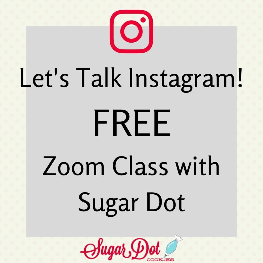 Free Instagram Class