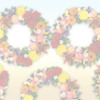 August 2021 Site Background: Floral Wreath Cookie and Photo by Zeena; Graphic Design by Icingsugarkeks