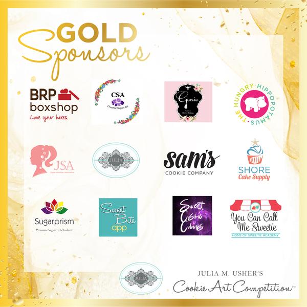 Gold Sponsor Update