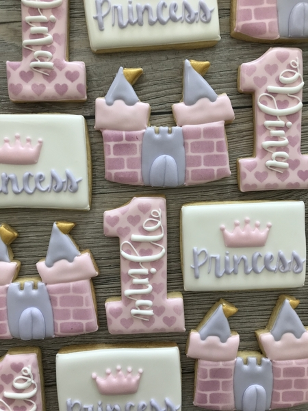 #7 - Princess Birthday by The Cookie Fantasy