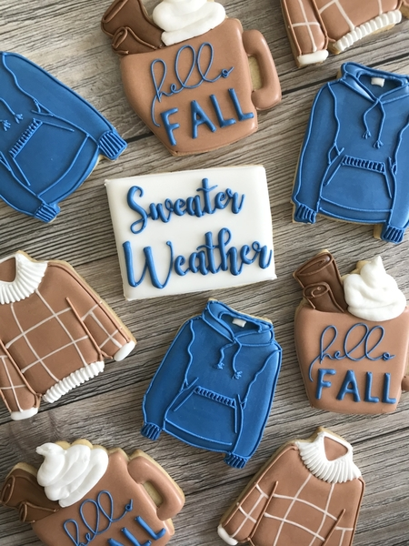 #1 - Sweater Weather! by The Cookie Fantasy