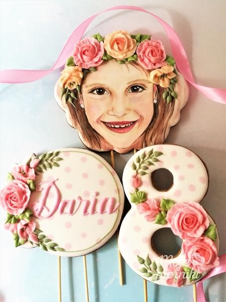 #6 - Daria's 8th Birthday Ewa Kiszowara MOJE PIERNIKI