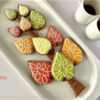 Fall Tree Cookie Composition - Where We're Headed!: Design, Cookies, and Photo by Manu
