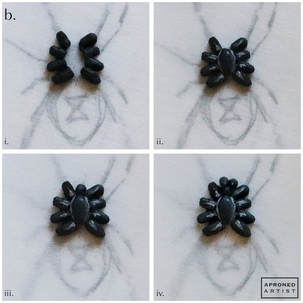 Step 2b - Pipe Spider Underbody