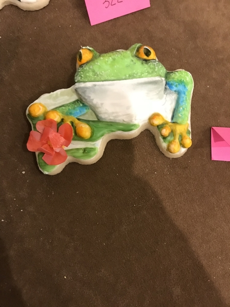 CookieCon 2018: Mystery Shape by Amy Clough'D 9