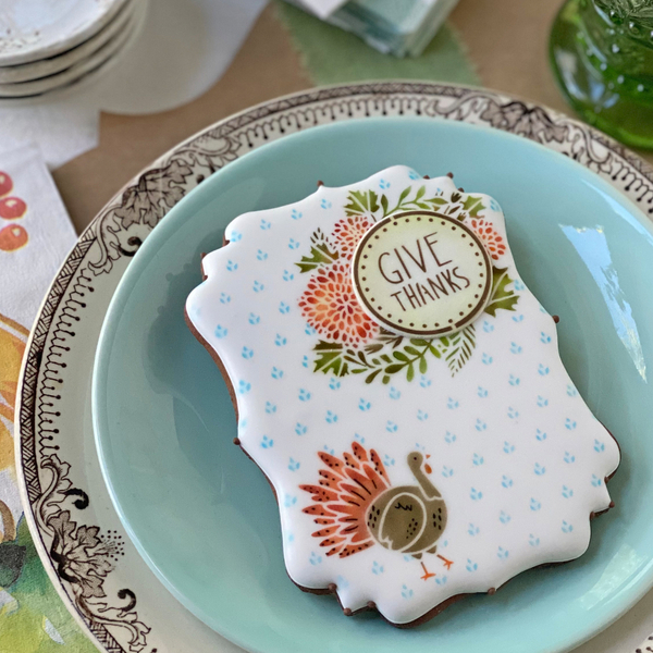 trukey and wreath green GT message sq CLOSE