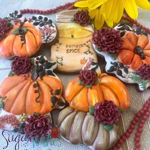 #2 - A Fall Medley by Tina at Sugar Wishes