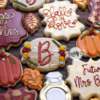 """#5 - """"Fall"""" in Love Bridal Shower Set: By Maddy D's Sweets"""