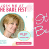 The Bake Fest Banner - It's Back!: Graphic Design by The Bake Fest and Julia M Usher