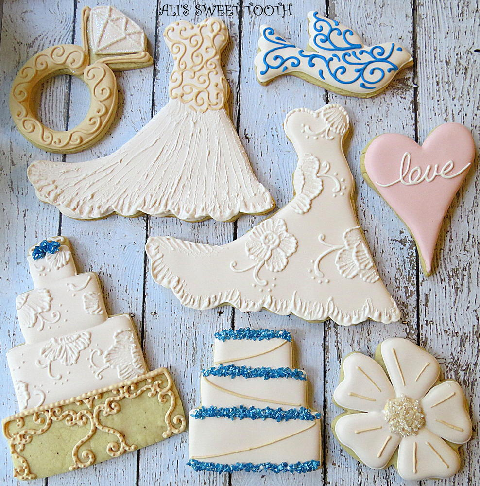 Ali's Sweet Tooth Wedding Set