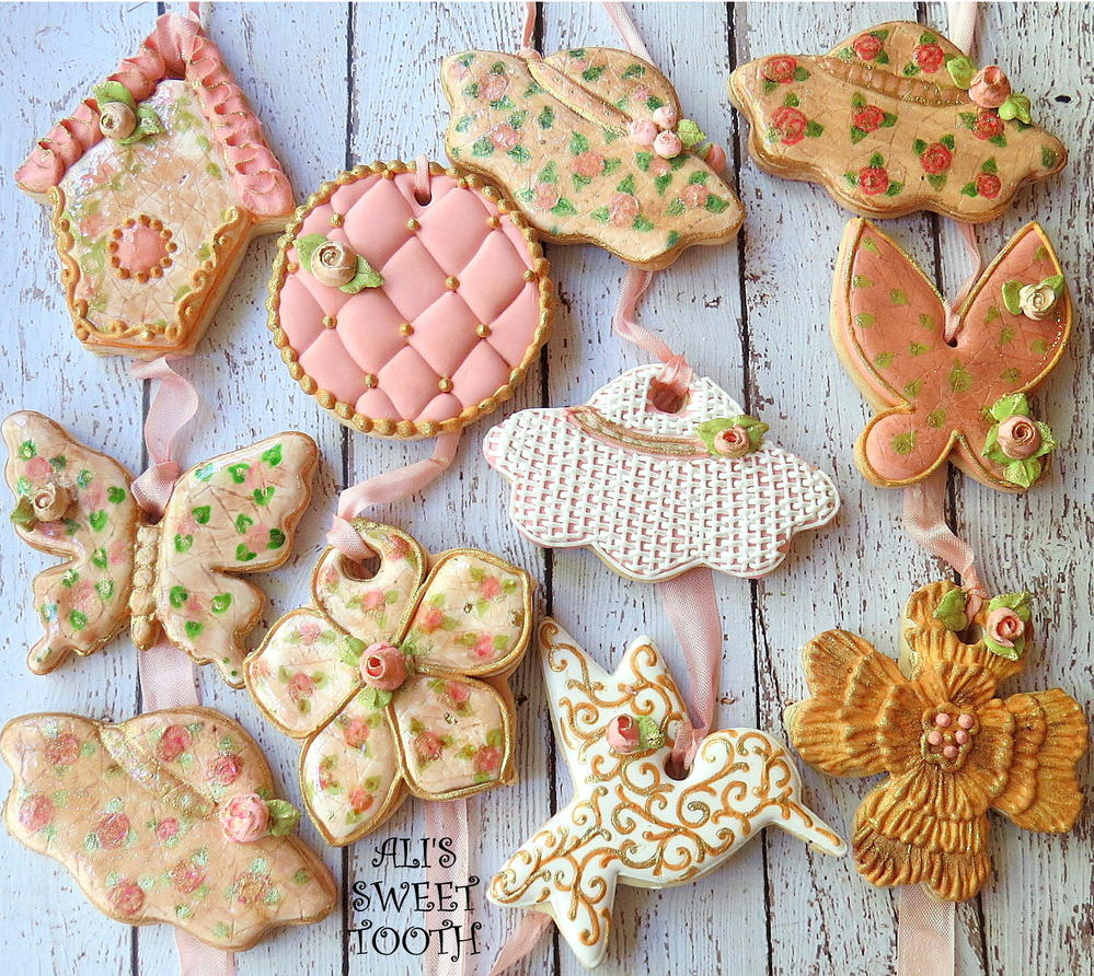 Ali's Sweet Tooth Spring Cookies